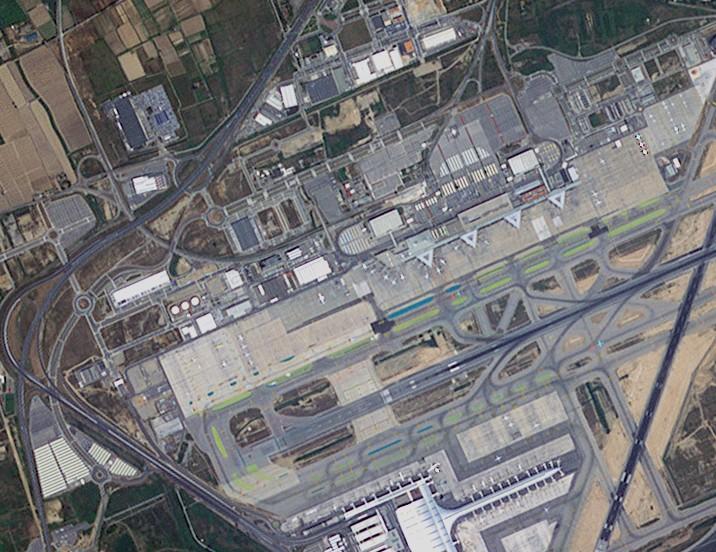5米分辨率(机场)